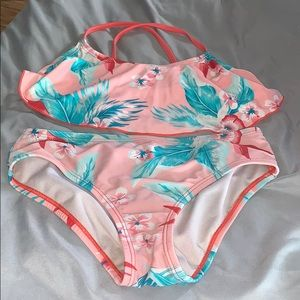 Girls swim suit